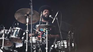 The Roots' drummer is known for his groove