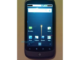 The Nexus One phone - getting closer
