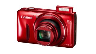 Canon PowerShot S600 HS