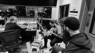 Studio time: In Flames