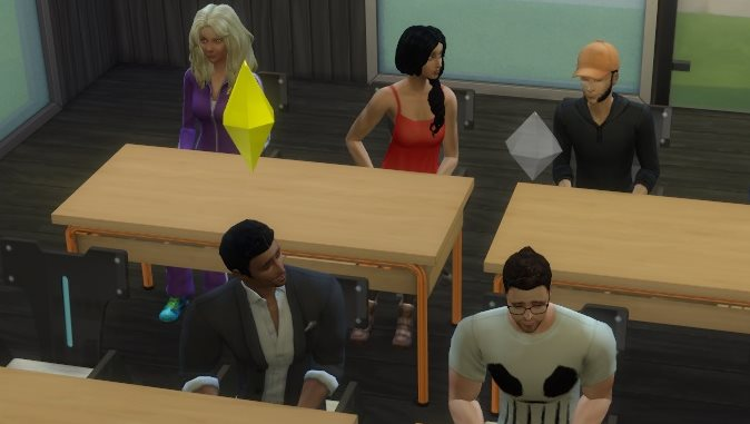 Send your Sims to school with user-made Sims 4