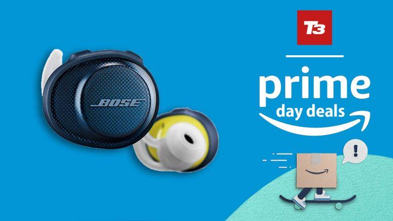 Prime Day Bose deal wireless headphones deal running headphones deals