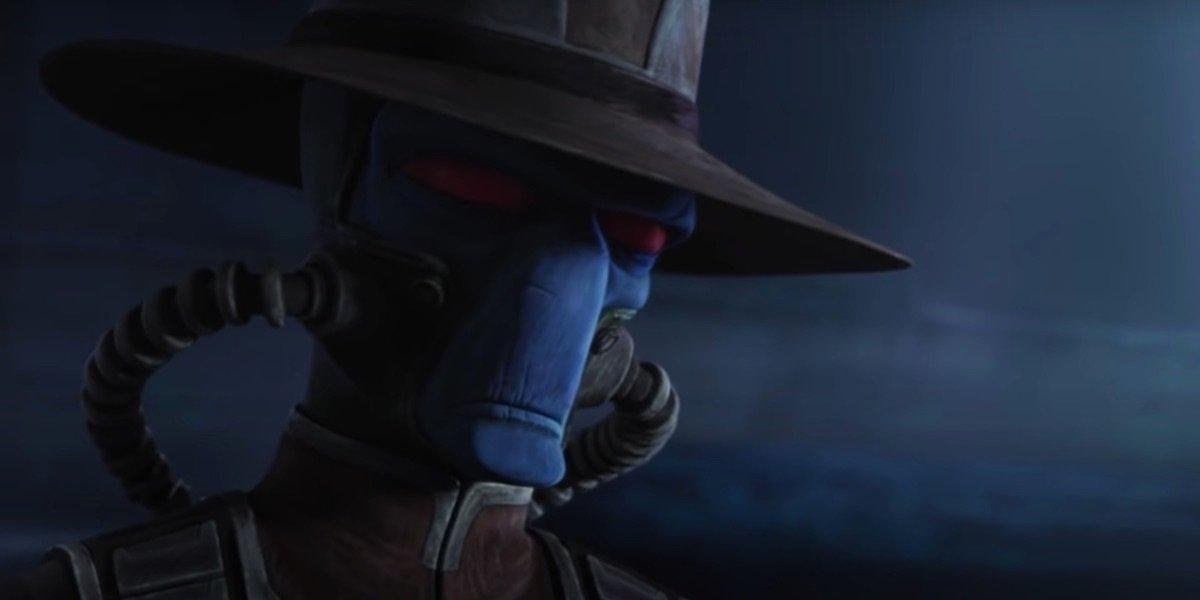 Cad Bane in Star Wars: The Bad Batch