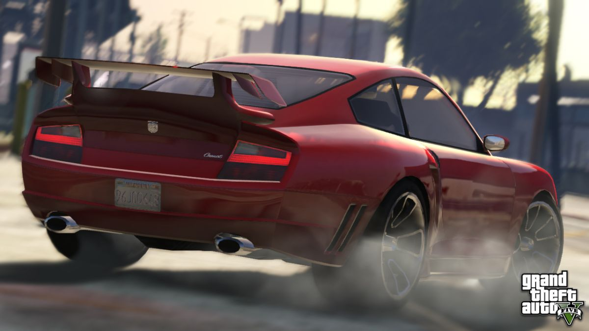 The real cars of Grand Theft Auto 5