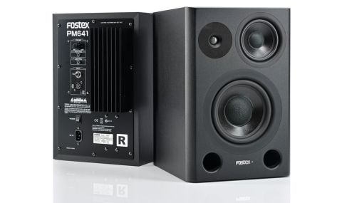 The PM641s wouldn't dwarf a setup in a small room, but they're substantial enough to comfortably house the three drivers
