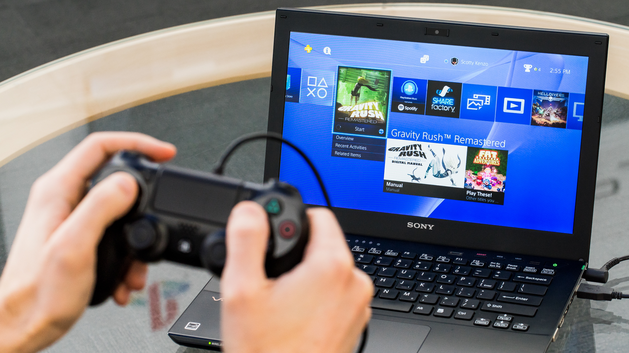Here\'s how to set up PS4 Remote Play for PC & Mac | GamesRadar+