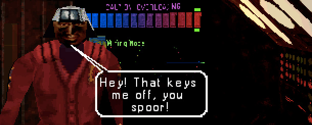 Crapshoot: Sentient, the game where every NPC has independent AI, and they all hate you