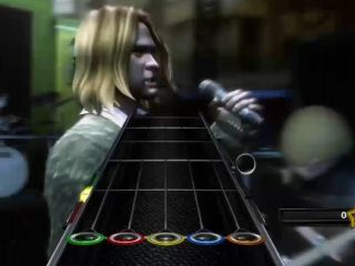 Does Guitar Hero 5 give Cobain a 'Bad Name'?