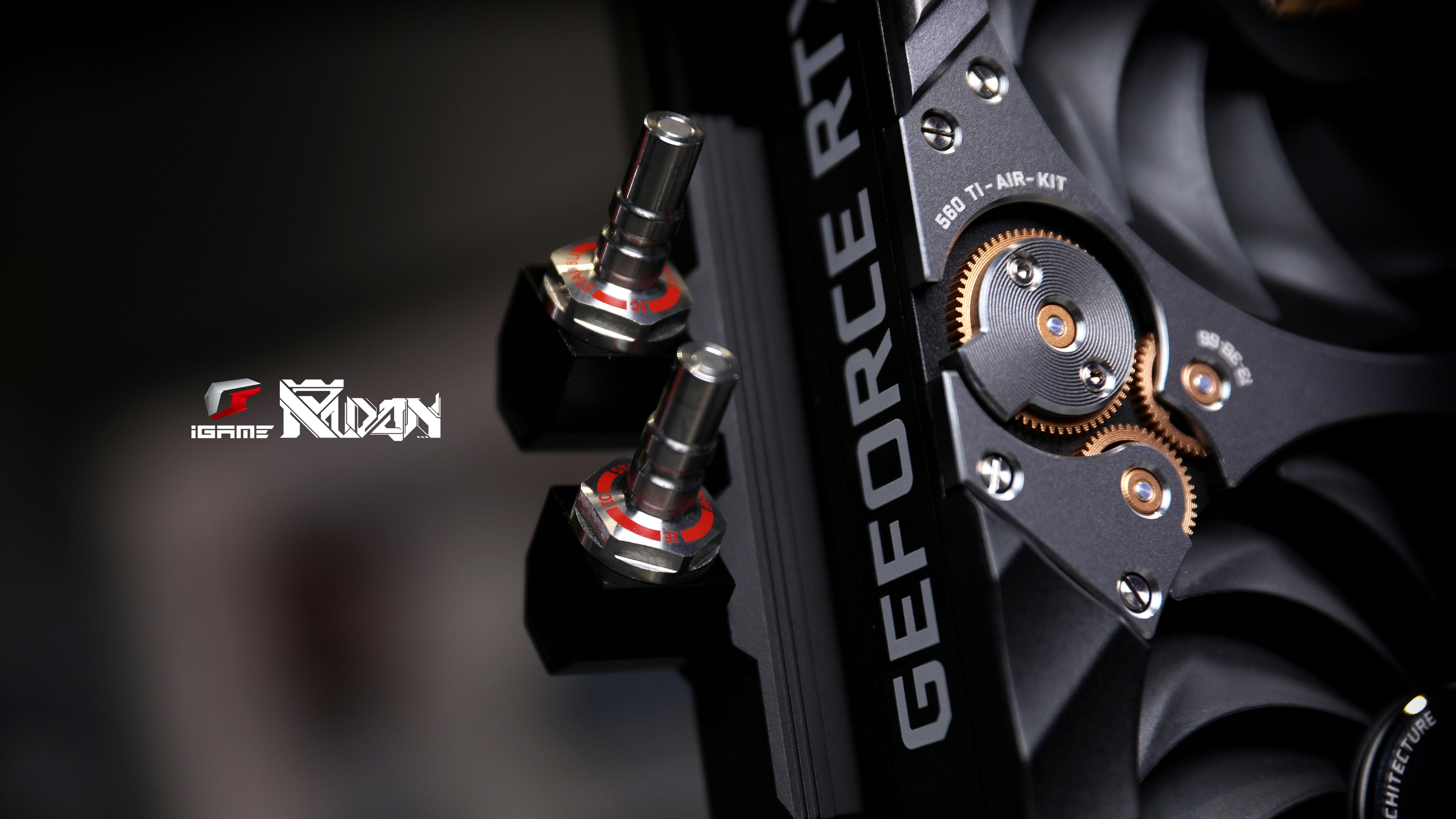 iGame GeForce RTX 3090 Kudan