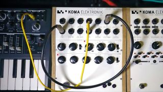 Analogue gear becomes even more interesting when you start using it together...