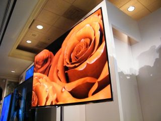 LG 55 inch OLED arriving to ship in second half of 2012