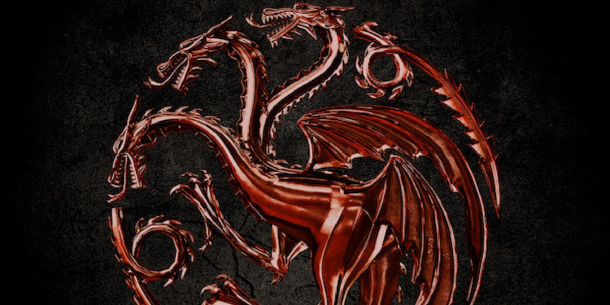hbo house of the dragon logo