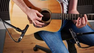 4 easy ways to record acoustic guitar