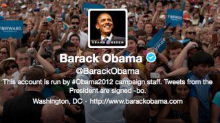 Twitter hack Obama