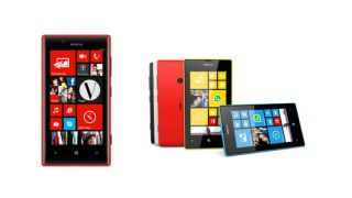 Nokia Lumia 720 and 520 are given a MWC 2013 debut
