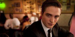 Robert Pattinson in a suit