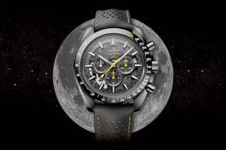 omega dark side moon apollo 8 watch