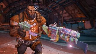 That rumoured Borderlands 2 DLC has finally leaked, but you