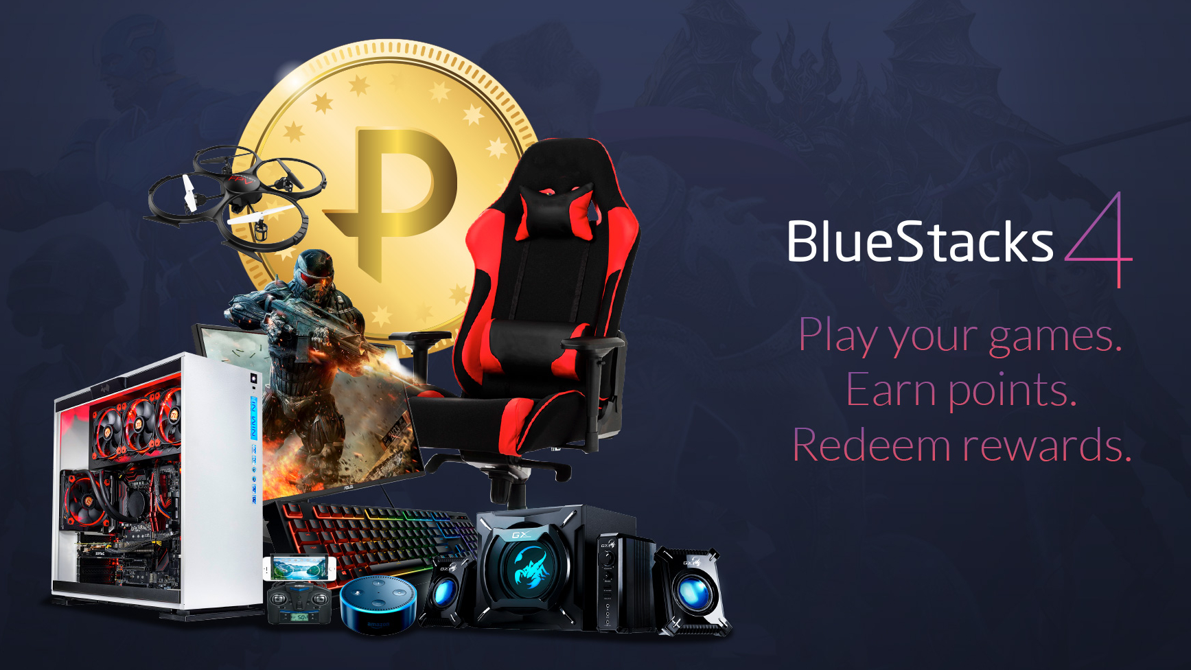 BlueStacks teams up with MSI to offer PCs with Android