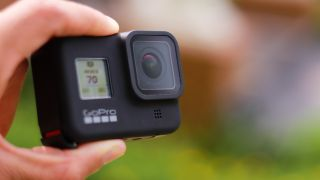 GoPro Hero 9 could soon top the GoPro Hero 8 (pictured)