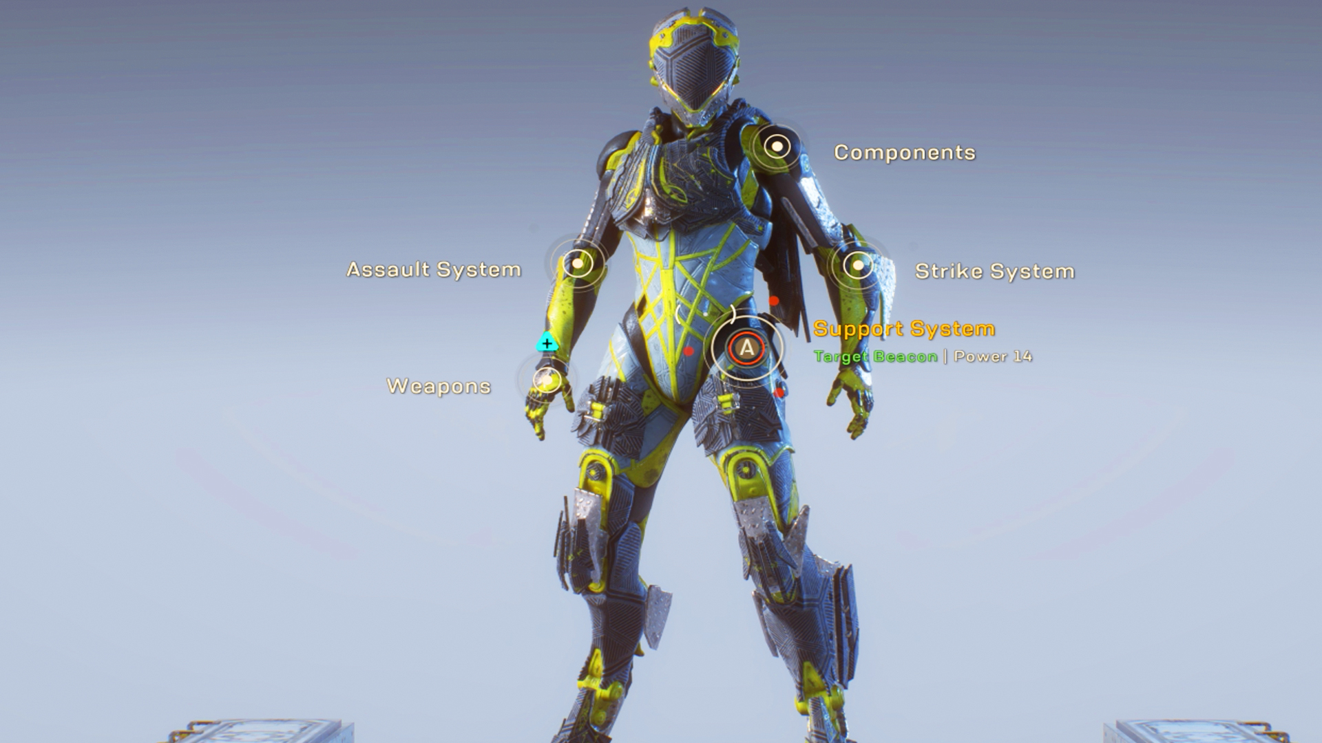 Anthem Interceptor Javelin Guide The Best Skills Abilities And