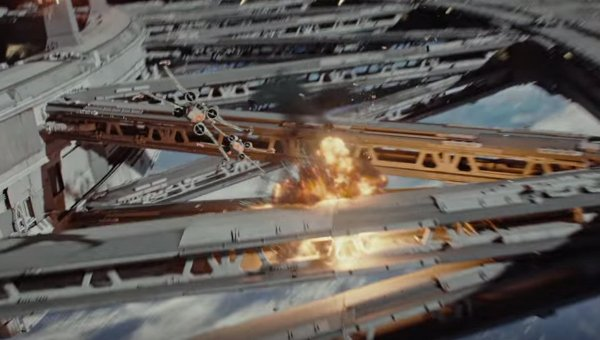 Rogue One Space Battles