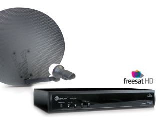 Metronic Freesat - off the wall