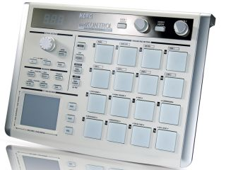 Products such as Korg's padKontrol are useful for more than just beat creation.