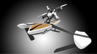New Parrot Mini Drones