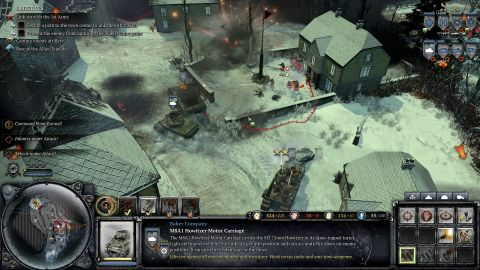 Company Of Heroes 2 Ardennes Assault Review Pc Gamer