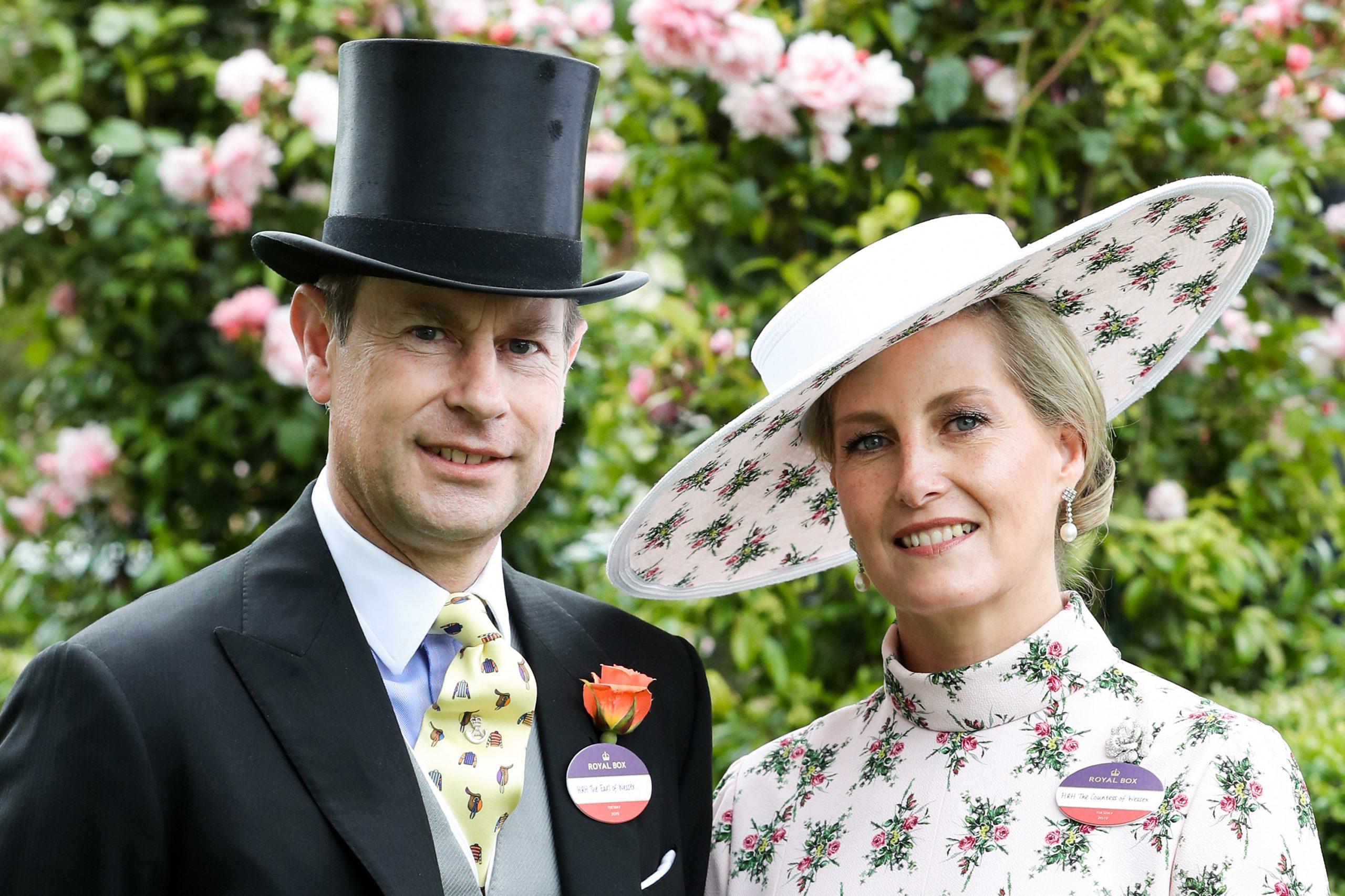 Prince Edward, Sophie Wessex, Bagshot Park