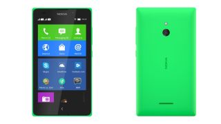 "Nokia XL is a 5"" Android-based phablet"