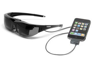 Vuzix adopts the sunglasses look