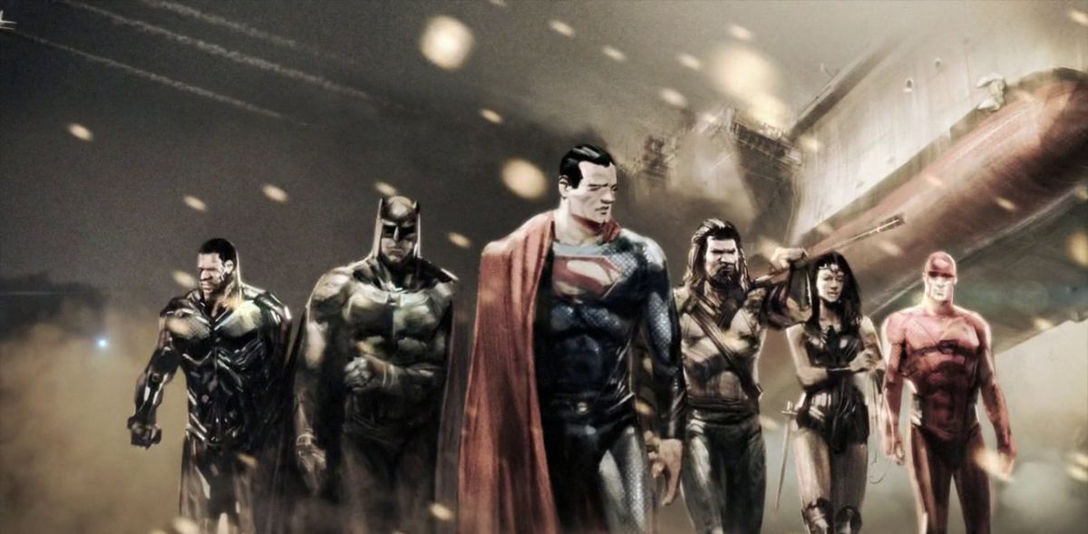 Zack Snyder has strict rules for his Justice League superheroes