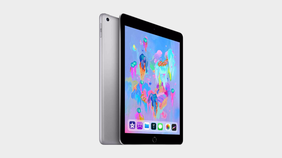 Pick up the latest model of iPad for just $249