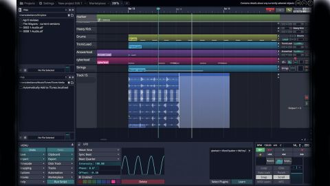 Tracktion 4 daw | tracktion DAW Essentials Collection  2019