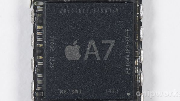 Breaking up is hard to do: Samsung is behind iPhone 5S A7 chip