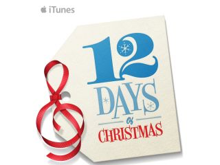 iTunes launches 12 Days of Christmas giveaway