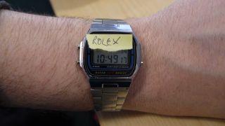 Fauxlex not Rolex