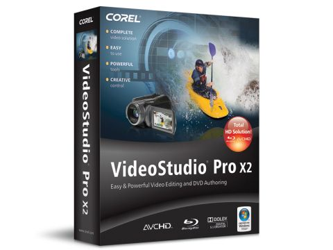 Corel VideoStudio Pro X2 Ultimate