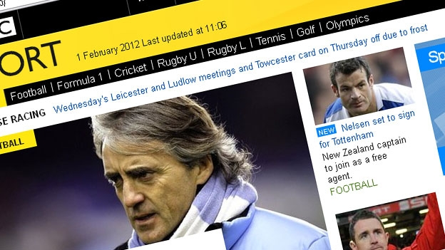 BBC Sport app now available on Samsung Smart TV | T3