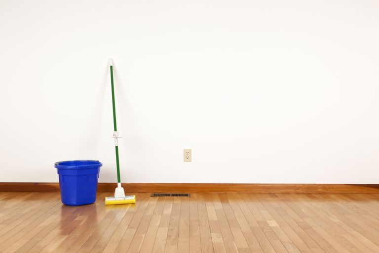 Best Ways To Clean Wooden Floors Real Homes