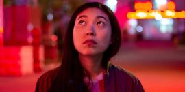 Awkwafina On 'Mind-Blowing' Little Mermaid Experience