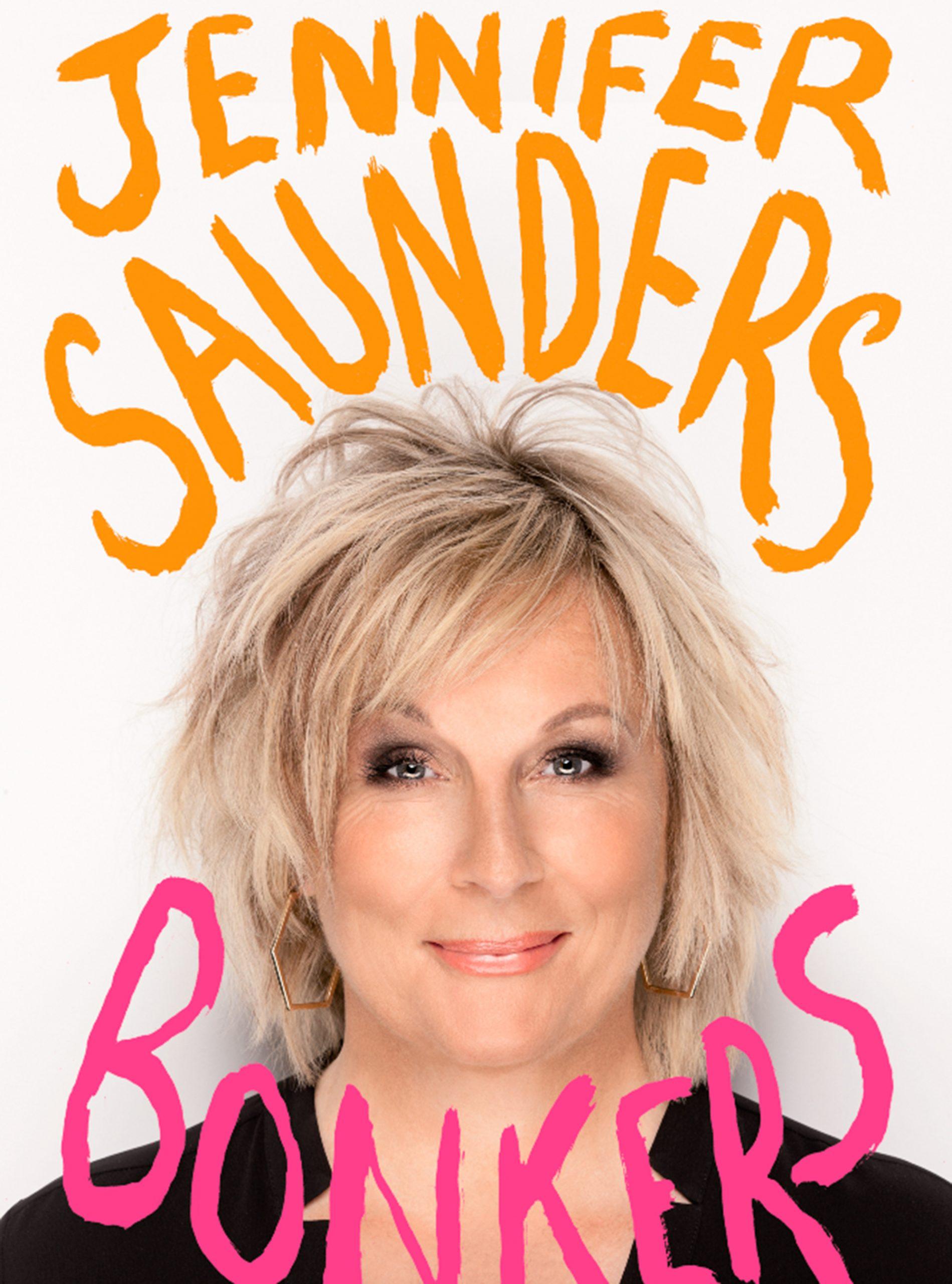 Jennifer Saunders Bonkers book