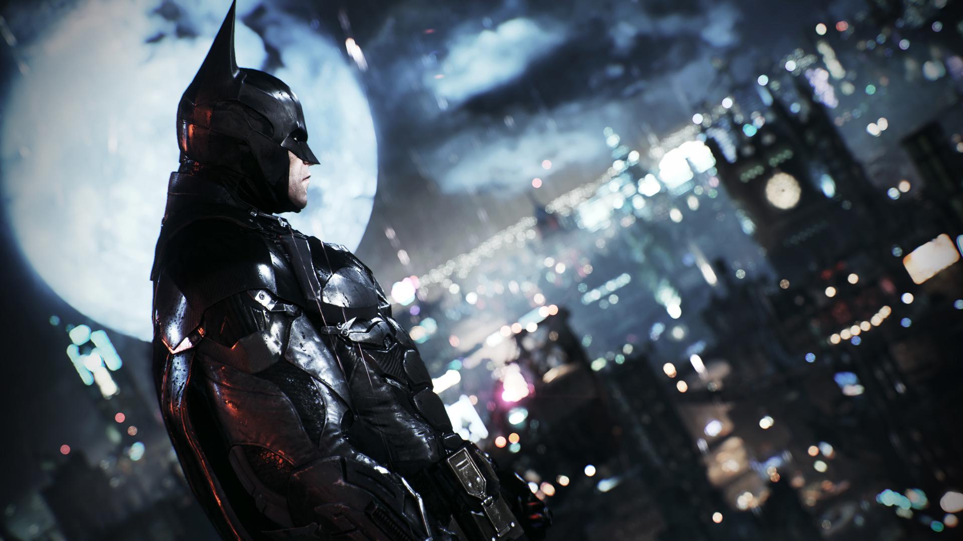 Batman Arkham Knight Review Gamesradar