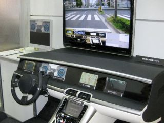 Toshiba driving system