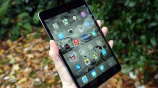 Is the iPad mini with Retina Display suffering from a lack of colour?