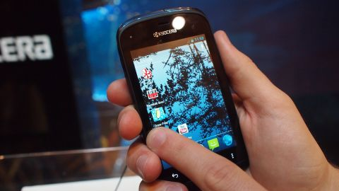 Hands on review of the Kyocera Hydro C5170