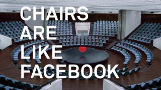 Facebook hits 1 billion active users, says it's like a chair