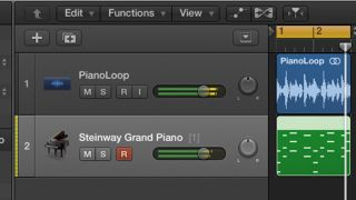 Learn how to perfect your programmed piano parts.